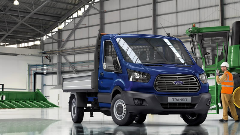 Ford Transit Chassis Cab Best Leasing Deal